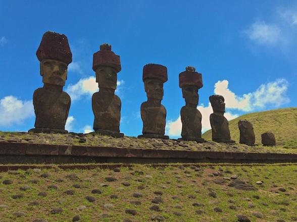 Moai 11