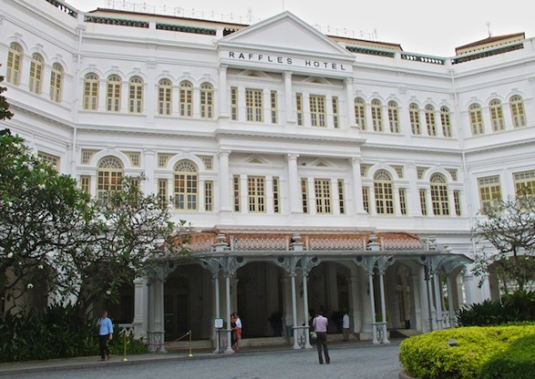Singapore blog 1