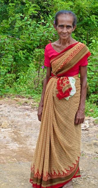 Sri Lanka Dress
